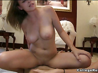 Sexy lustful sorority sisters sweet themselves for you!