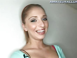 This little angel is 20 years old and a student at a nearby university. This Honey is on the cheerleading squad and enjoys skiing and engulfing wang. Since we aren't close to the slopes I decided to have her show me how this chick can't live without to engulf ramrod by engulfing off my neighbour.