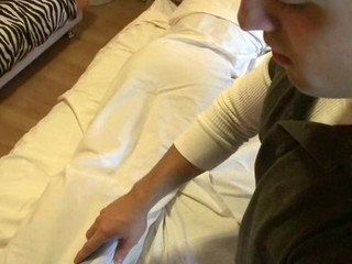 Delighting a naughty babe with hardcore cunt drilling