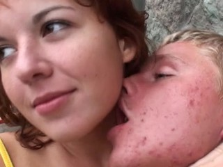 Moist, yet naughty teen seduces her partner for a wild sex