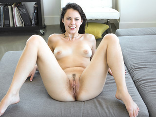 Veronica is looking for the consummate color to fit her mood, maybe her stud can assist her figure it out