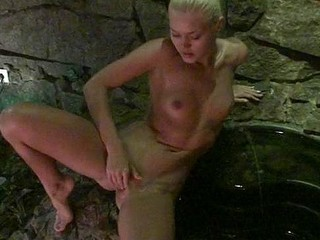 What do u think is the most excellent way of relaxation and fun at the same time? Right u are, it's sauna! I and my GF are in the sauna this day! Wow, that's what I call a hot pastime! Anything begins when my hot girlfriend dances in her diminutive bikini slowly losing it off and demonstrating the cute amateur whoppers and amateur snatch. Then Melena spreads legs and masturbates nub enjoying my dick acquire harder. Our hot amateur couple forgets about everything when my playgirl bonks the biggest amateur dick in various poses whilst the nasty and hot couple sex!